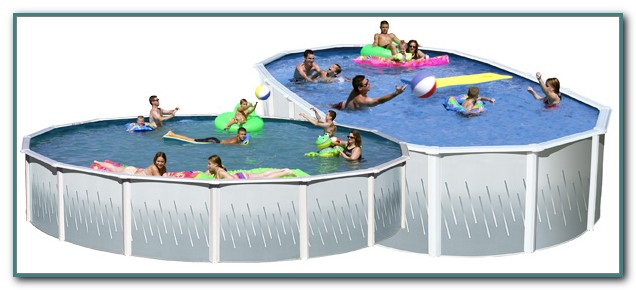 Complete Above Ground Pool Packages