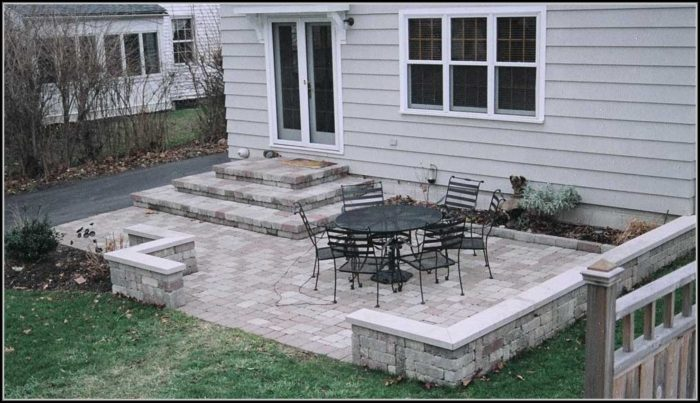 Concrete Patio Ideas Pinterest