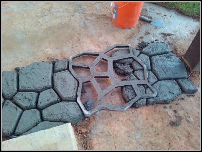 Concrete Patio Molds Uk