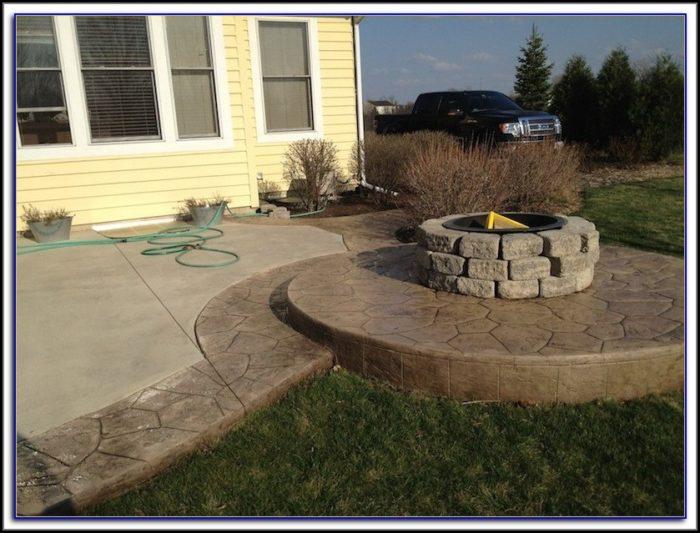 Concrete Patio Sealer Wet Look