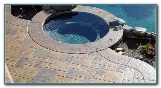 Concrete Pool Deck Resurfacing Options
