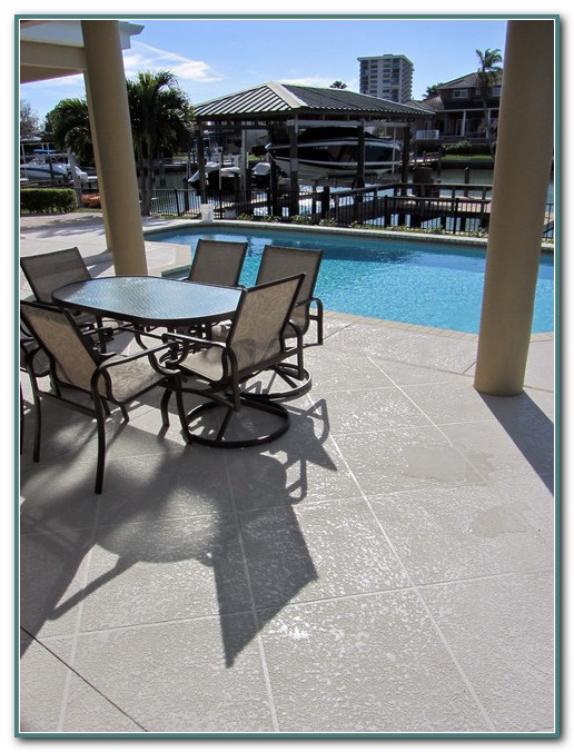 Concrete Pool Deck Resurfacing Tampa