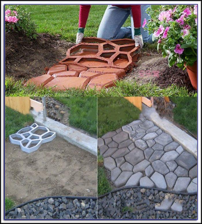 Concrete Walkway Molds Canada