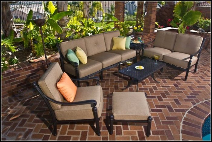 Conversation Patio Sets Outdoor Sectionals