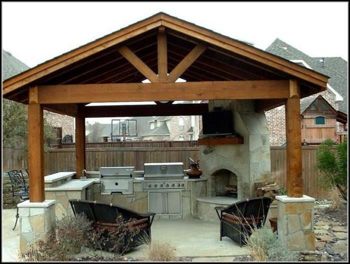 Covered Patio Ideas Pinterest