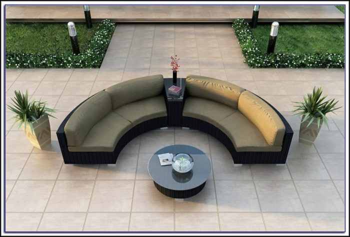 Curved Outdoor Sofa Uk