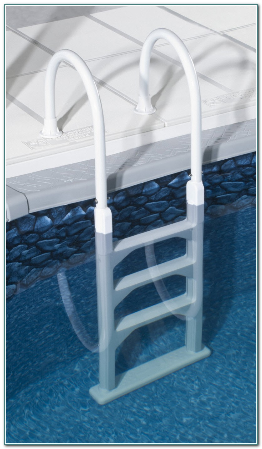 Deck Ladder For Above Ground Pool