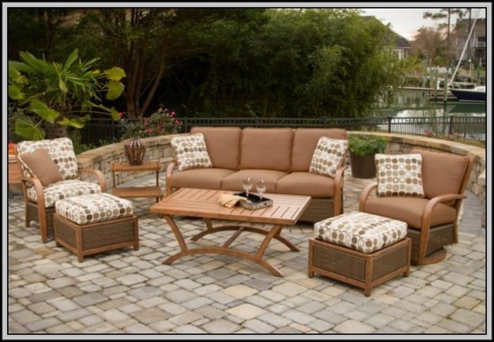 Tuscany Patio Furniture Menards Patios Home Decorating