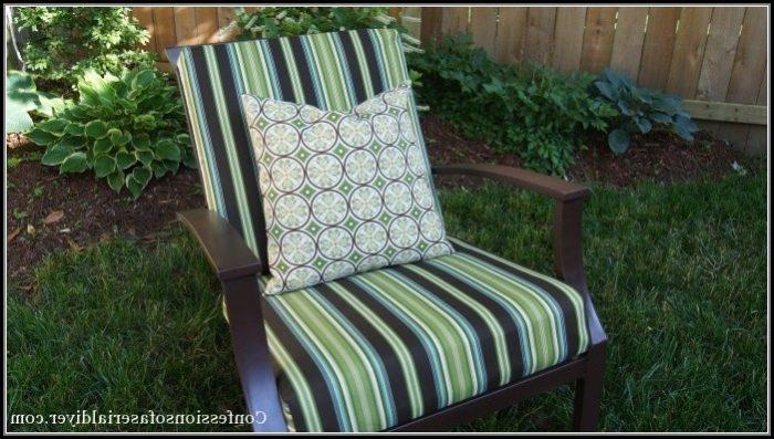 Diy Patio Chair Cushion Covers
