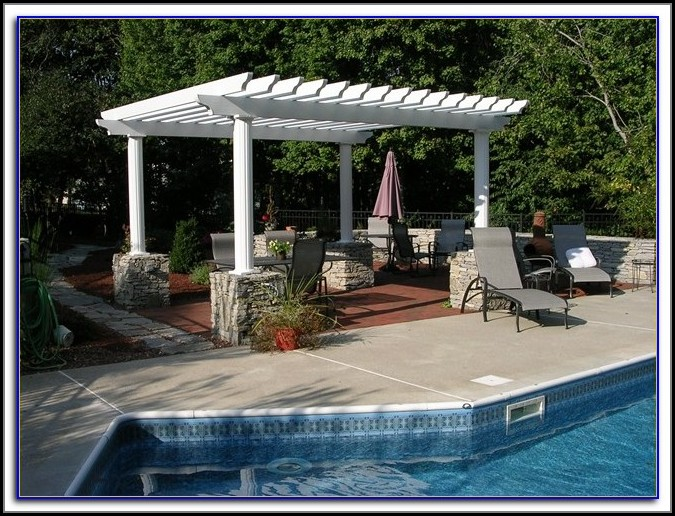 Do It Yourself Wood Patio Cover Kits