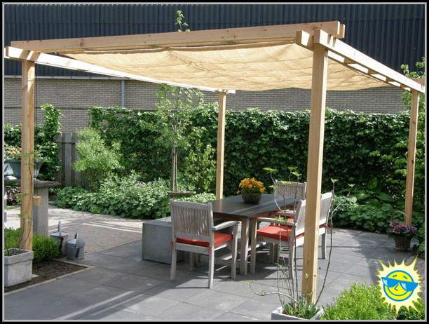 Fabric Sail Patio Covers