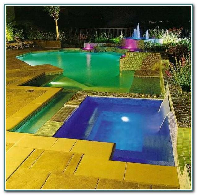 Fiber Optic Pool Lighting Fiberstars