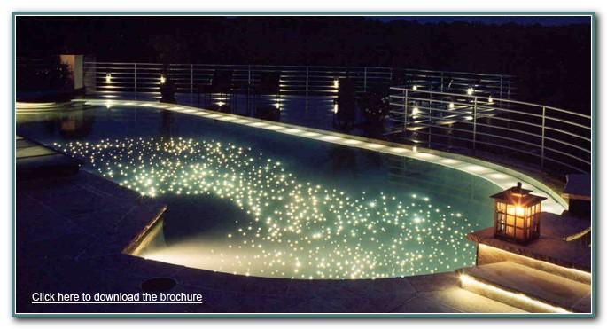 Fiber Optic Pool Lighting Stars