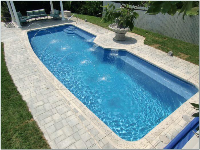 Fiberglass Inground Swimming Pools