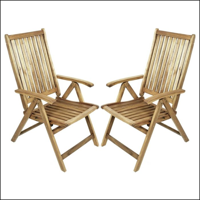 Folding Patio Chairs With Arms
