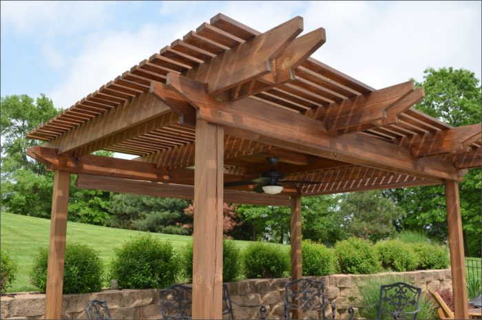 Free Pergola Designs For Patios