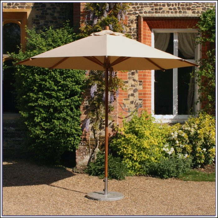 Freestanding Patio Umbrella Base