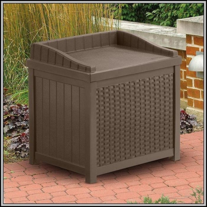 Frontgate Patio Storage Chest