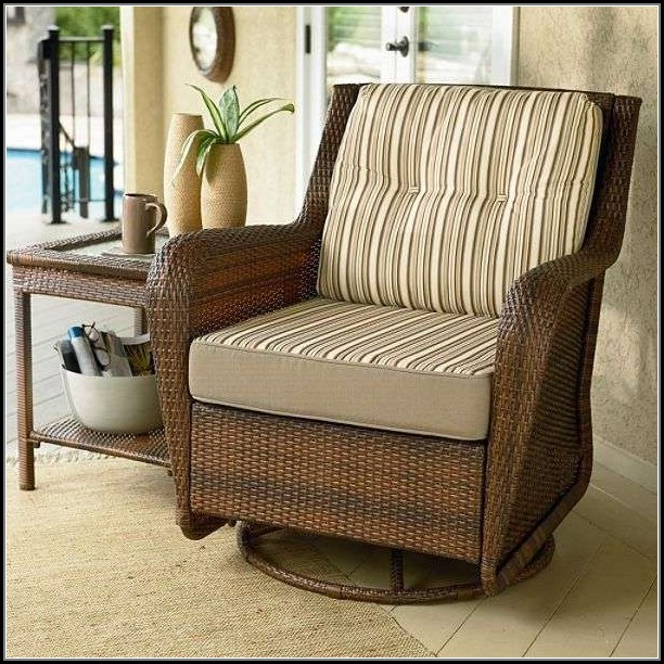 Glider Rocker Patio Furniture