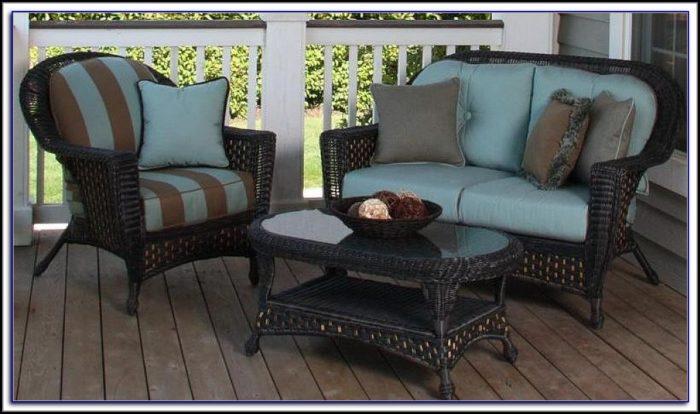 Hampton Bay Wicker Patio Furniture Cushions