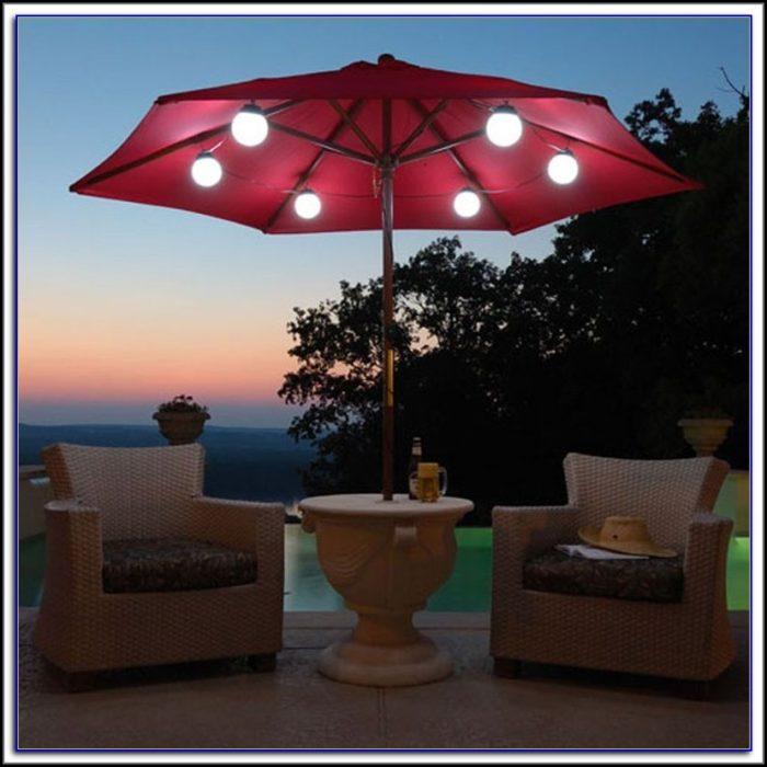 Hanging Lights For Patio Umbrella