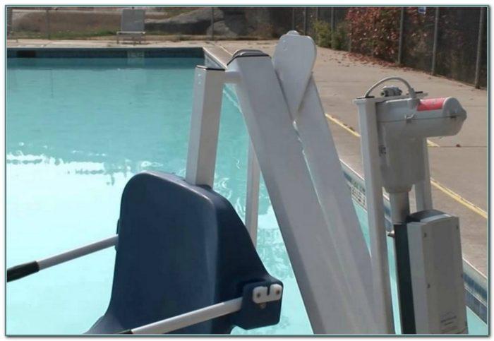 Heavy Duty Pool Ladder 500 Lbs