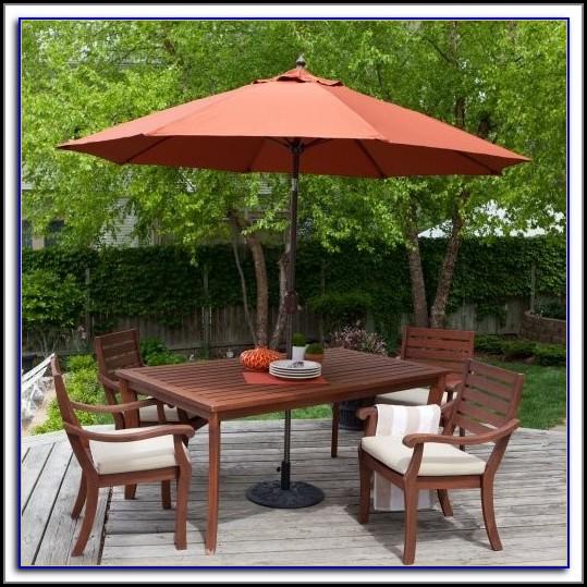 High Wind Resistant Patio Umbrella
