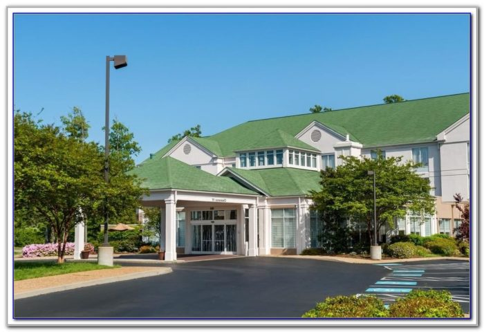 Hilton Garden Inn Newport News Power Plant