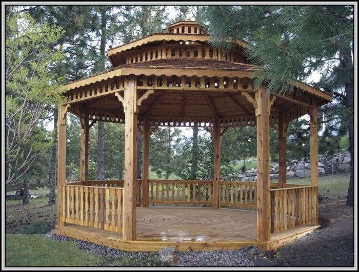 Home Depot Wood Patio Cover Kits