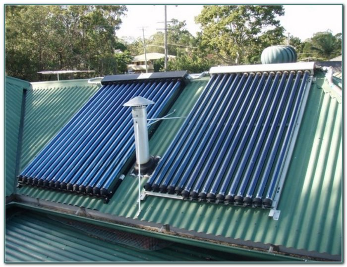 Homemade Solar Heater For Inground Pools
