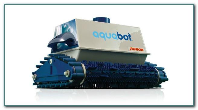 In Ground Pool Vacuum Robot