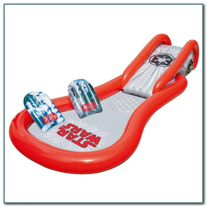Inflatable Water Slides For Pools Uk