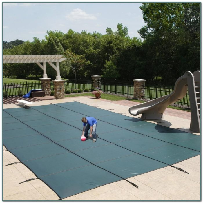 Inground Pool Covers You Can Walk On