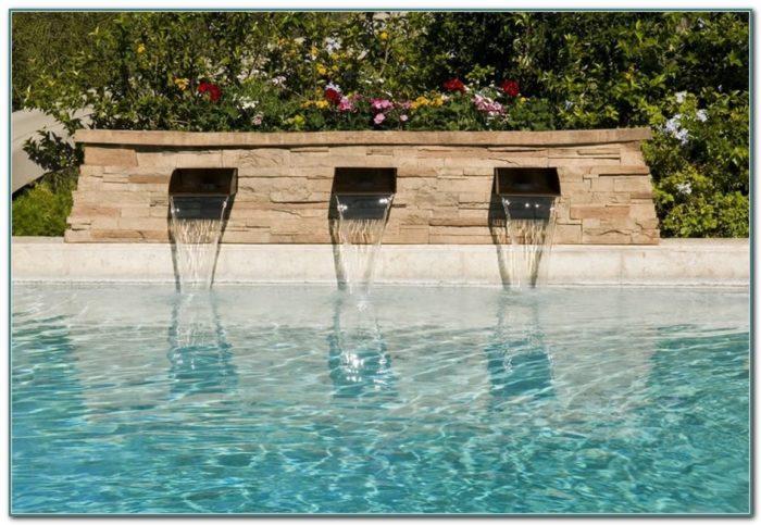 Inground Pool Diving Board Base