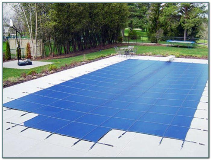 Inground Swimming Pool Covers Winter