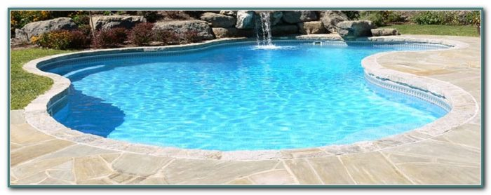 Inground Swimming Pool Kits Canada