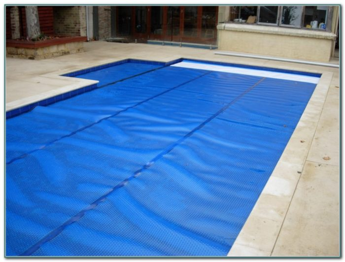 Inground Swimming Pool Solar Covers