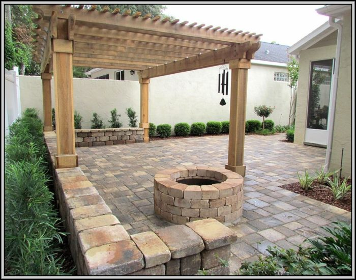 Installing Patio Pavers In Florida