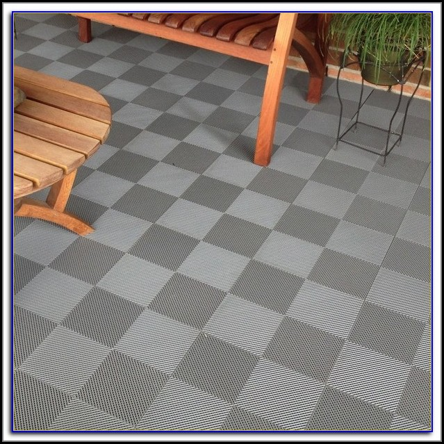 Interlocking Patio Tiles Home Depot
