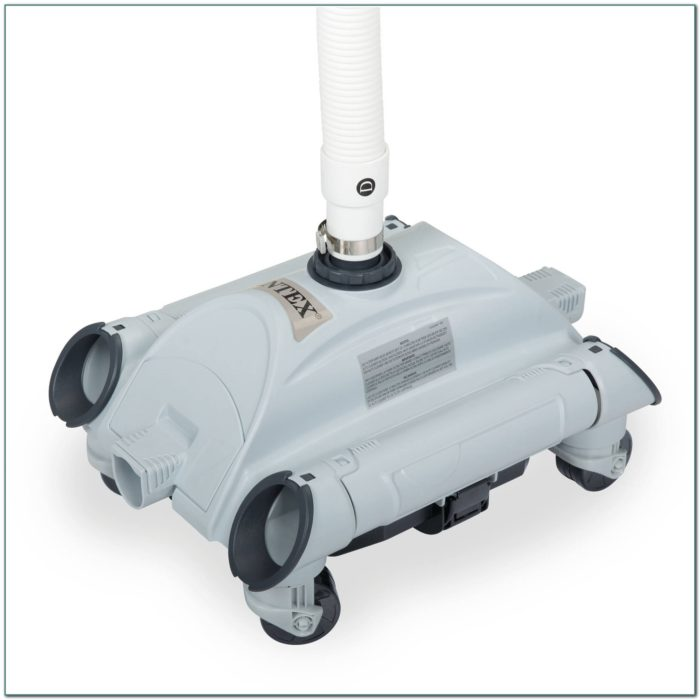 Intex Above Ground Pool Automatic Vacuum
