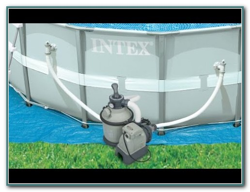 Intex Above Ground Pool Filters