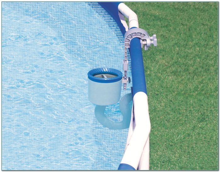 Intex Above Ground Pool Skimmer
