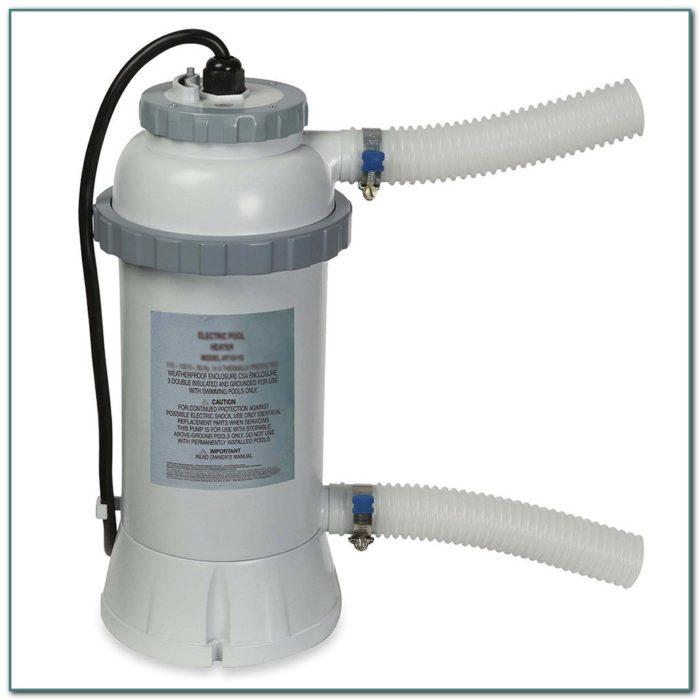 Intex Electric Pool Heater Amazon