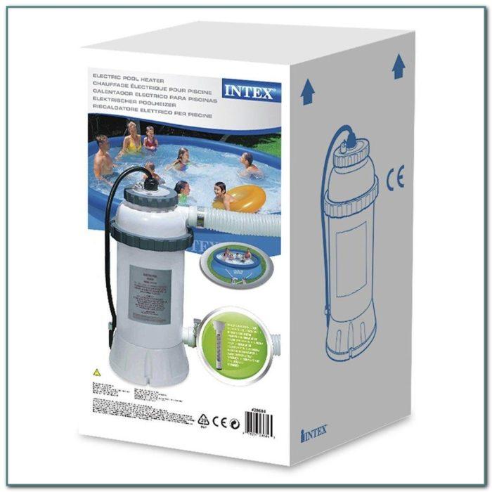 Intex Electric Pool Heater Ebay