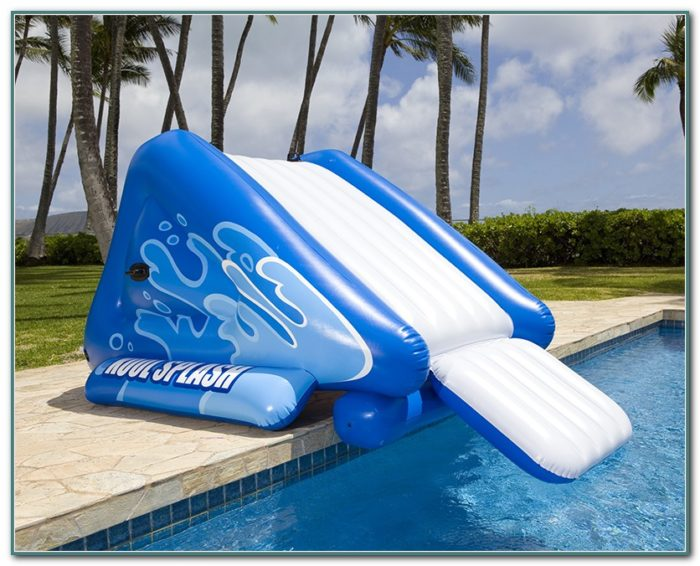 Intex Inflatable Water Slide For Pool