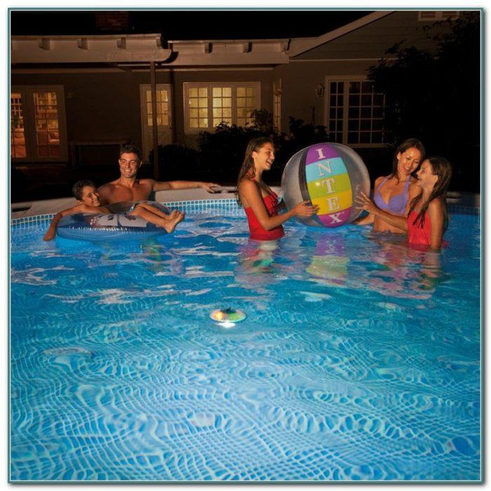 Intex Led Pool Light