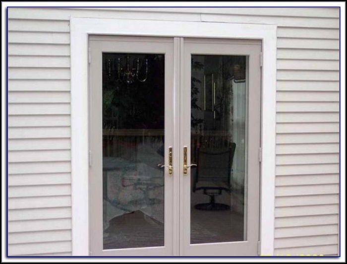 Jen Weld Patio Doors With Blinds Patios Home