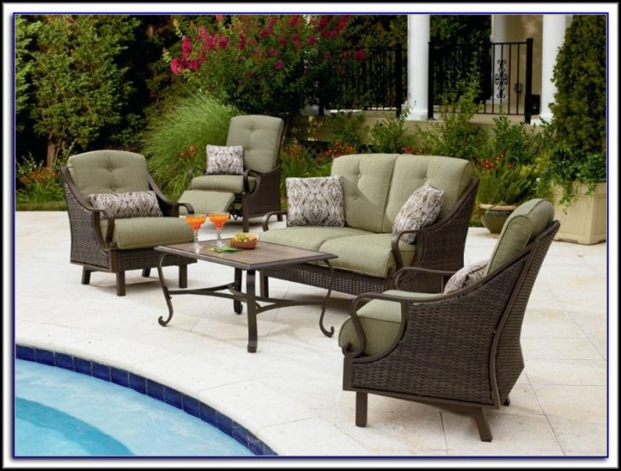 La Z Boy Patio Furniture Calgary