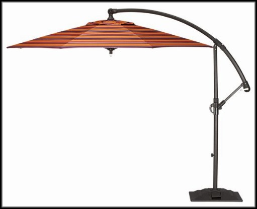 Large Free Standing Patio Umbrellas