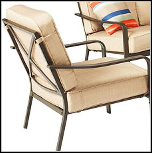 Mainstays Patio Furniture Replacement Cushions